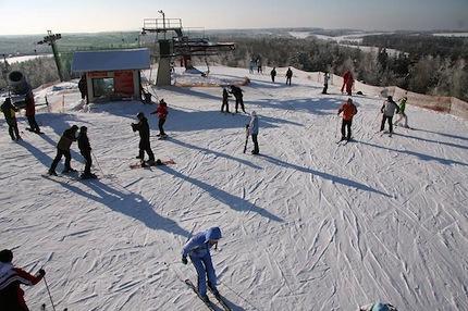 Лыжные Курорты в Белорусии